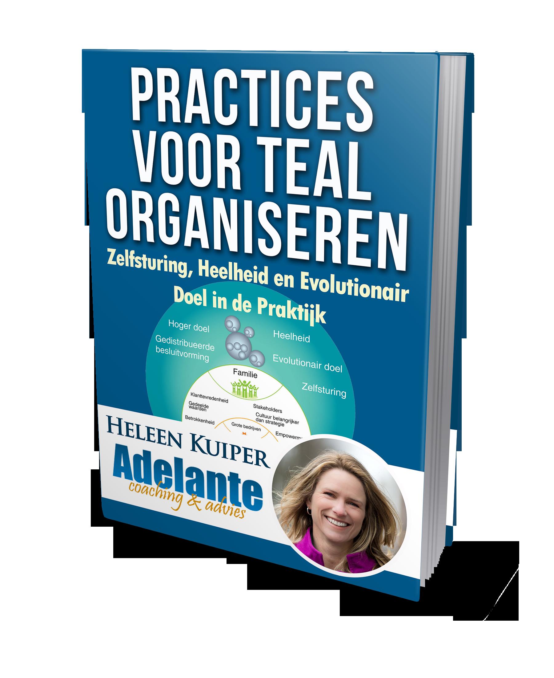 Practices voor Teal Organiseren