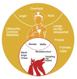 amber paradigma zelforganisatie Reinventing Organizations