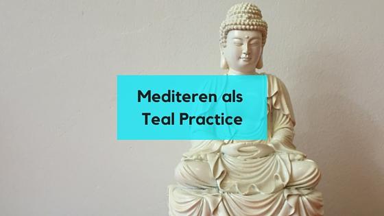 Mediteren als Teal Practice