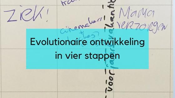 Evolutionaire ontwikkeling blog(1)