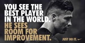 Deze reclame van Nike says it all...